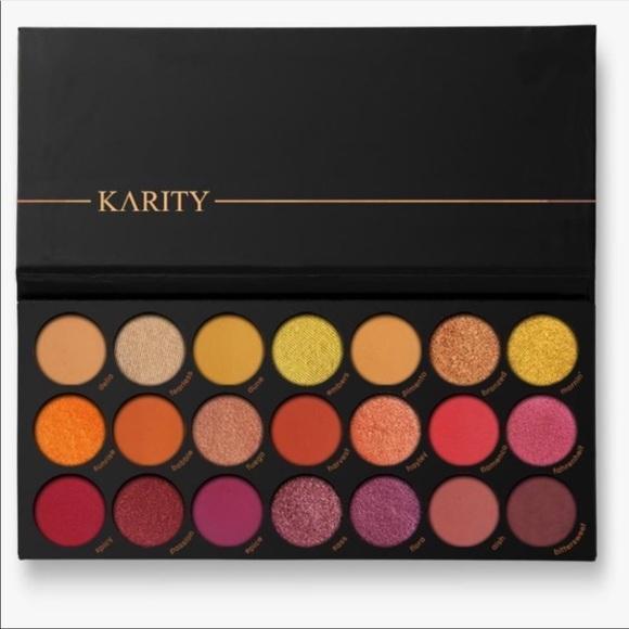 Karity Picante palette